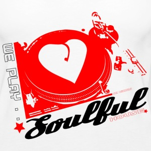WE PLAY SOULFUL HOUSE Tops - Frauen Premium Tank Top