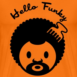 Hello Funky - T-shirt Premium Homme