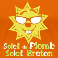 Motif ~ Tee shirt soleil de plomb soleil breton