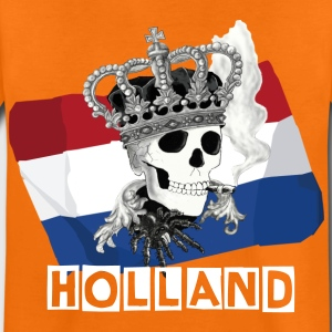 Dutch Fan - Kinder Premium T-Shirt