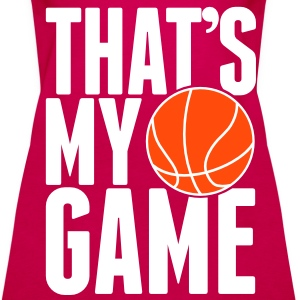 Basketball - That's my Game Tops - Women's Premium Tank Top