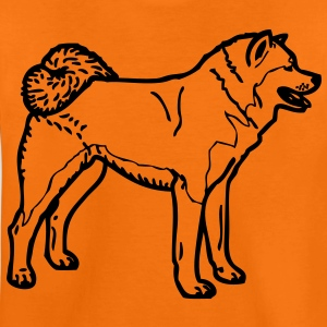 www.dog-power.nl - CG - Teenager Premium T-Shirt