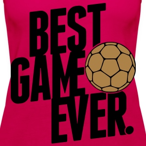 handball - best game ever Tops - Women's Premium Tank Top