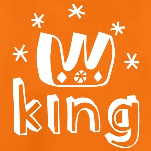 I am a King! Camisetas niños - Camiseta premium adolescente
