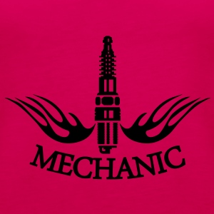 Mechaniker / mechanic (B, 1c) Tops - Frauen Premium Tank Top