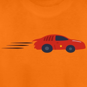 Red Car Kids' Shirts - Teenage Premium T-Shirt