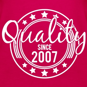 Birthday - Quality since 2007 (nl) Tops - Vrouwen Premium tank top