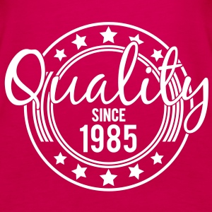 Birthday - Quality since 1985 (nl) Tops - Vrouwen Premium tank top