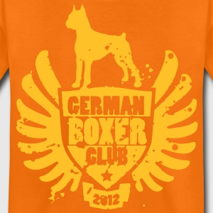 GERMAN BOXER CLUB 2012 Børne T-shirts - Teenager premium T-shirt