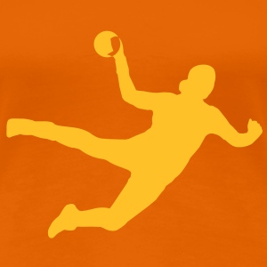 Handball female T-shirt - Women's Premium T-Shirt