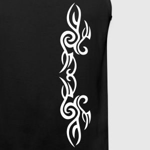 TRIBAL TATTOO ONE | Männer Shirt ärmellos - Männer Premium Tank Top