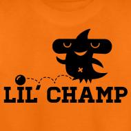 Design ~ Little champ monster