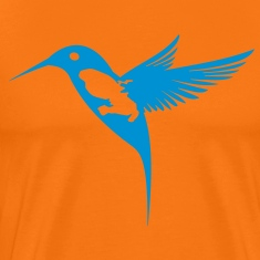 hummingbird_martinique Tee shirts
