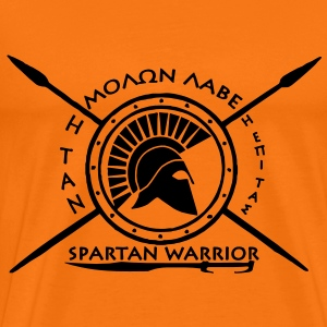 Spartan - Men's Premium T-Shirt