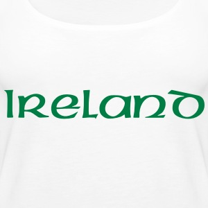ireland Tops - Frauen Premium Tank Top