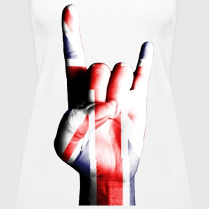 GB ROCK - Frauen Premium Tank Top