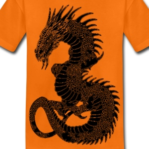 dragon Shirts - Teenage Premium T-Shirt