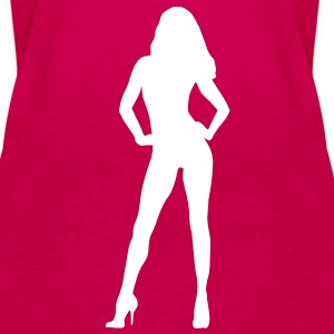 Model, Frau Tops - Frauen Premium Tank Top