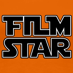 Film Star T-Shirts - Women's Premium T-Shirt