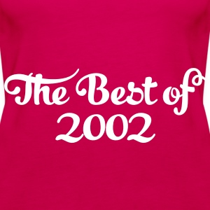 Geburtstag - Birthday - the best of 2002 (it) Top - Canotta premium da donna