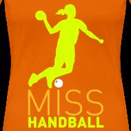 Motif ~ Miss Handball Orange