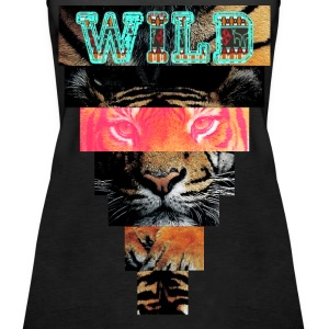 tiger21 Tops - Frauen Premium Tank Top