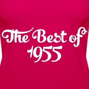 Geburtstag - Birthday - the best of 1955 (it) Top - Canotta premium da donna