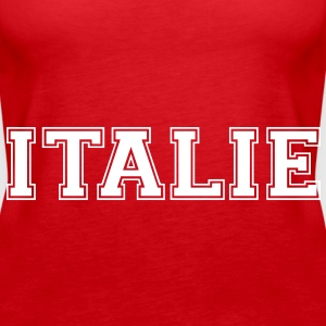 italie Tops - Women's Premium Tank Top