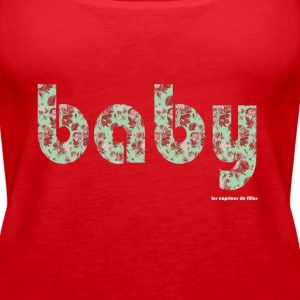 baby liberty  Tops - Women's Premium Tank Top