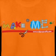 Design ~ Kids' Classic Make ME T-Shirt