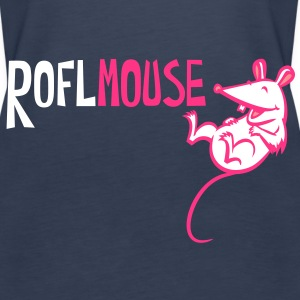 ROFL Mouse Tops - Women's Premium Tank Top