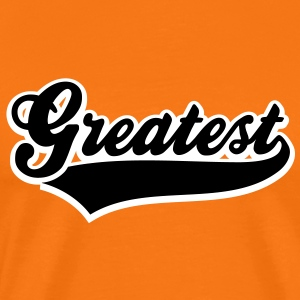 Greatest 2C Design T-Shirt BO - Herre premium T-shirt