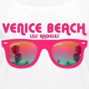 Venice Beach Los Angeles Tops - Vrouwen Premium tank top