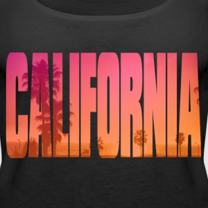 california Topper - Premium singlet for kvinner