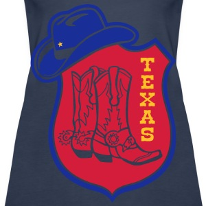 texas Tops - Women's Premium Tank Top