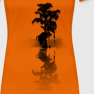 Bayou Girl Top - Women's Premium T-Shirt