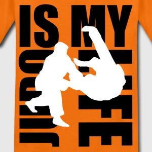 judo is my life Shirts - Teenage Premium T-Shirt
