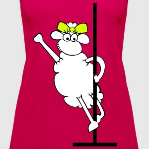 poleschaf Tops - Frauen Premium Tank Top