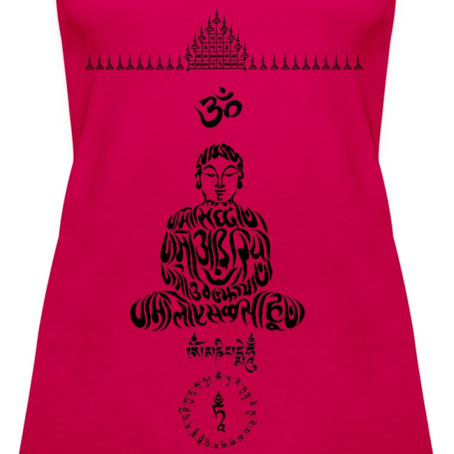 SIMBOLI MAGICI BUDDISTI - Om, Hum, Mantra, Unalome