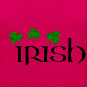 irish Tops - Women's Premium Tank Top