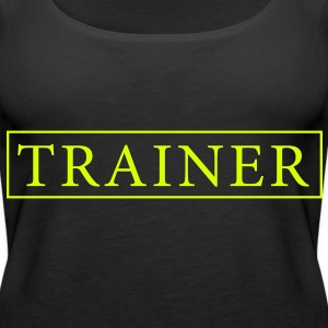 Trainer Tops - Frauen Premium Tank Top