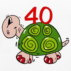 Turtle fortieth birthday - 40 Tops