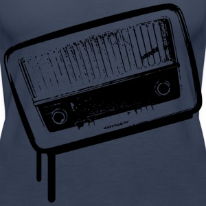 radio Tops - Women's Premium Tank Top