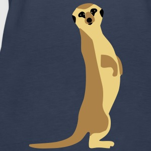 Meerkat Tops - Women's Premium Tank Top