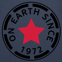on earth since 1972 (uk) Tops
