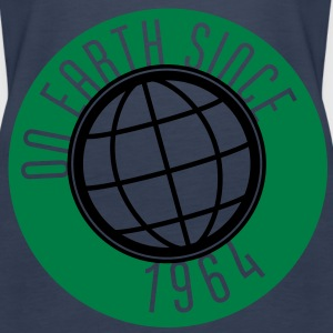 Birthday Design - On Earth since 1964 (nl) Tops - Vrouwen Premium tank top