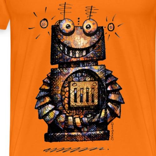 Funny Little Robot