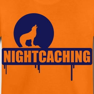 nightcaching / 1 color T-shirts - Premium-T-shirt barn
