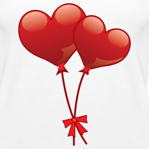 Hearts - Women's Premium Tank Top