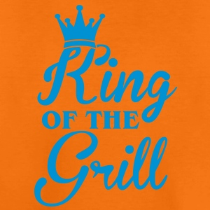 King of the Grill Kinder T-Shirts - Teenager Premium T-Shirt